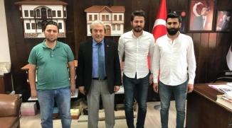 OSMANELİ'NDE YOL ÇALIŞMALARI MAYIS'TA TAMAMLANACAK