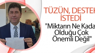BİLECİK'TEN MUHARREM İNCE'YE DESTEK