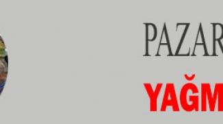 PAZARYERİ'NDE YAĞMUR DUASI