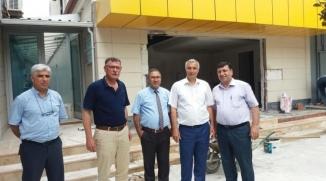PTT ŞUBESİ HİZMETE GİRECEK