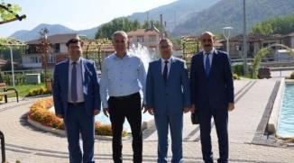 PTT BAŞMÜDÜRLÜĞÜ'NDEN BAYIRKÖY BELEDİYESİ'NE ZİYARET