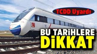 TCDD UYARDI