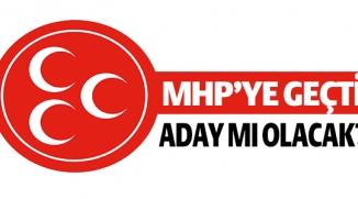 MHP'YE YEREL SEÇİMLER ÖNCESİ KATILIM