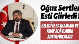 BİLECİK İL GENEL MECLİS BAŞKANI'NDAN SERT ELEŞTİRİ