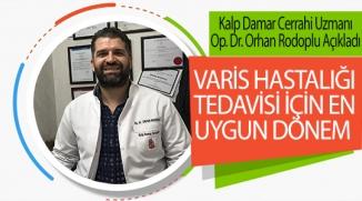 KALP DAMAR CERRAHİ UZMANI OP. DR. ORHAN RODOPLU AÇIKLADI