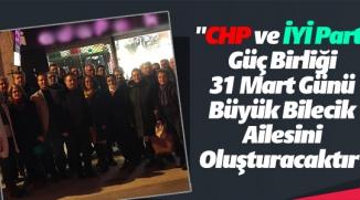 CHP'NİN ADAYI SEMİH ŞAHİN'DEN İYİ PARTİ'YE ZİYARET