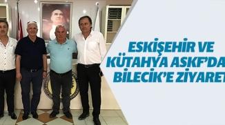 ASKF BAŞKANLARINDAN BİLECİK'E ZİYARET