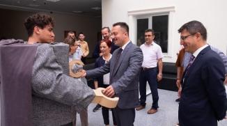 YILSONU ÖĞRENCİ SERGİSİ BEĞENİ TOPLADI