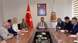 'İL SPOR GÜVENLİĞİ' TOPLANTISI GERÇEKLEŞTİRİLDİ