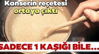 EN ETKİLİ EV YAPIMI KANSER TEDAVİSİ AÇIKLANDI!