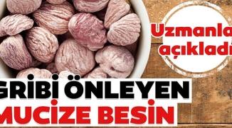 GRİBİ ÖNLEYEN MUCİZE BESİN !