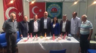 PAZARYERİ BELEDİYESİ BURSA TARIM FUARI'NA KATILDI