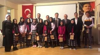 """""""40 HADİS-İ ŞERİF EZBERLEME YARIŞMASI"""""""