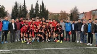 """LEFKE SÖMESTRE CUP U17"" ŞAMPİYONU ESKİŞEHİRSPOR OLDU"