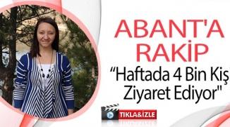 ABANT'TA  RAKİP
