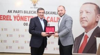 GÖLPAZARI'NDA YEREL YÖNETİMLER ÇALIŞTAYI YAPILDI