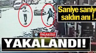 SANİYE SANİYE SALDIRI ANI!