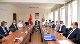 ERTUĞRUL GAZİ'Yİ ANMA VE SÖĞÜT ŞENLİKLERİ   TOPLANTISI YAPILDI