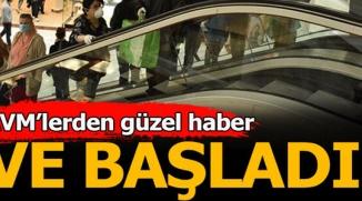 PANDEMİ NEDENİYLE DURMUŞTU!