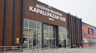 """KAPALI PAZAR """"HER GÜN"""" HİZMET VERECEK"""
