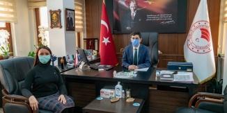 KÜÇÜKELMALI TABİAT PARKI'NDAKİ ÇALIŞMALARDA SONA GELDİ