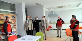 VALİ, VEFA SOSYAL DESTEK  GRUBUNU UYARDI