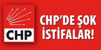 CHP'Lİ 2 MECLİS ÜYESİ PARTİLERİNDEN İSTİFA ETTİ