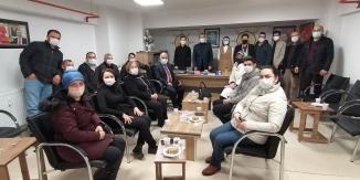 AK PARTİ'DEN PAZARYERİ'NE ÇIKARMA