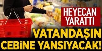 VATANDAŞIN CEBİNE YANSIYACAK !