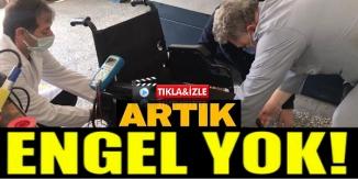 ARTIK ENGEL YOK