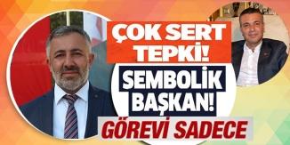 AK PARTİ BİLECİK İL BAŞKANI YILDIRIM'DAN SERT TEPKİ