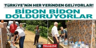 BİLECİK'E ŞİFA İÇİN GELİYORLAR