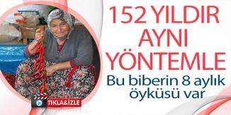 152 YILDIR AYNI YÖNTEMLE