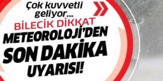 KUVVETLİ GELİYOR!