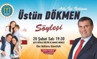 USTA TELEVİZYON PROGRAMCISI ÜSTÜN DÖKMEN İLE ''AİLE EĞİTİMİ SÖYLEŞİSİ''