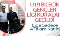 U19 BİLECİK GENÇLER LİGİ KUR'ALARI ÇEKİLDİ