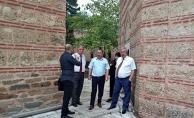BAŞKAN SEVER'DEN BURSA'DA TEKNİK İNCELEME