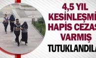HIRSIZLIK ŞEBEKESİ ZANLILARI TUTUKLANDI