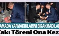 DAMADA YAPMADIKLARINI BIRAKMADILAR