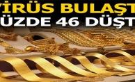 VİRÜS BULAŞTI YÜZDE 46 DÜŞTÜ