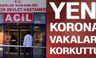 YENİ KORONA VAKALARI KORKUTTU!