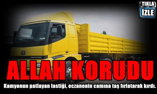 ALLAH KORUDU