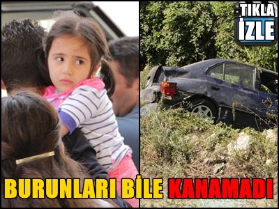 BURUNLARI BİLE KANAMADI
