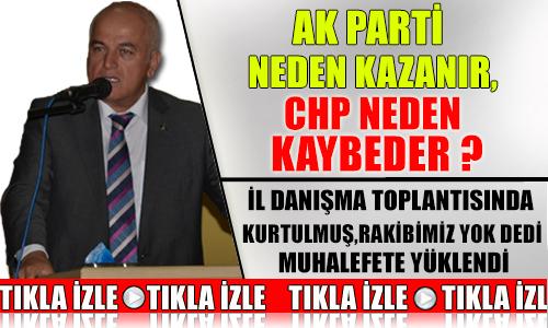 Neden AKP Kazanır, CHP Kaybeder?