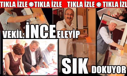 VEKİL İNCE ELEYİP SIK DOKUYOR.