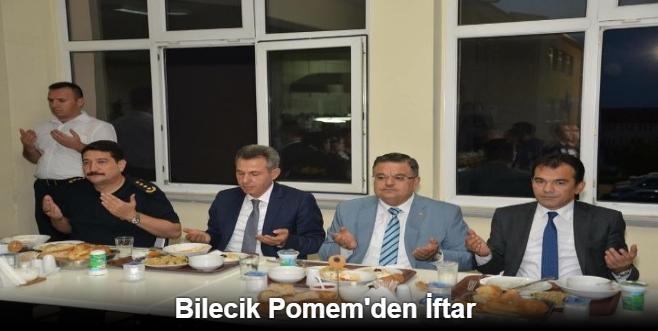 BİLECİK POMEM'DEN İFTAR