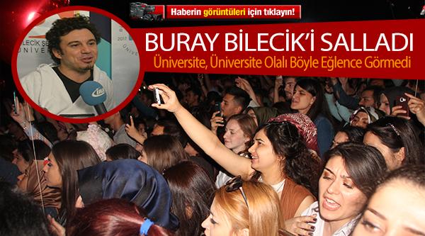 BURAY BİLECİK'İ SALLADI