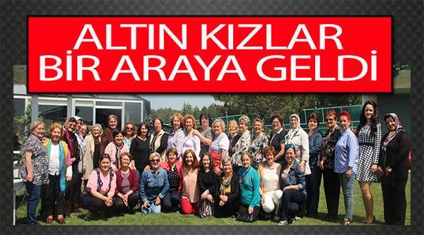 CHP'NİN ALTIN KIZLARI KAHVALTIDA BULUŞTU