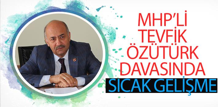 FETÖ'DEN TUTUKLU MHP İL GENEL MECLİSİ ÜYESİ SERBEST BIRAKILDI