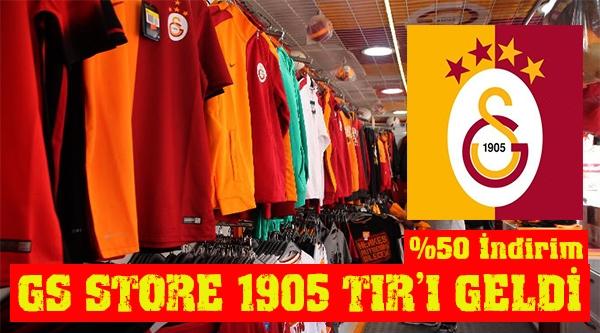 GS STORE 1905 TIR'I BİLECİK'TE